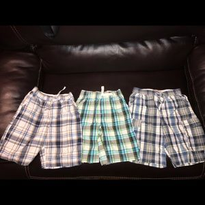 3 Pair 🙌 Boys Arizona & Jumping Bean 5/6 Shorts